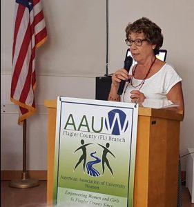 Co-President Susie Baird