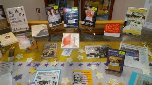 Women's Equality Day Display 2019