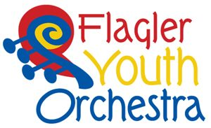 Flagler Youth Orchestra logo
