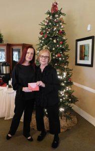 Cheryl Tristam and Ellie Bozzone
