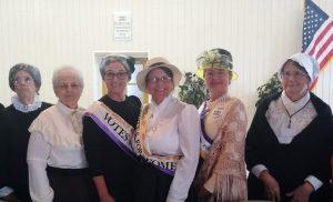 AAUW Flagler Suffragists