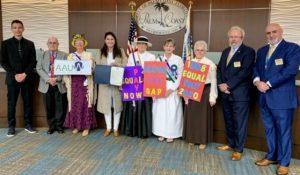 Equal Pay Day Proclamation 2020 Palm Coast